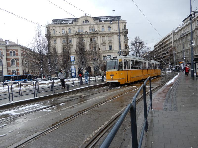 budapest tram3