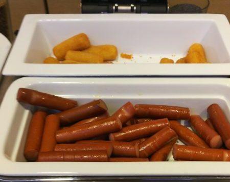 hiltonbudapest-morning sausage