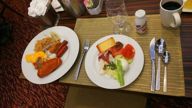 hiltonbudapest-morning my breakfast